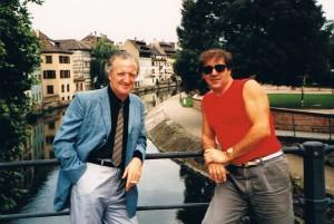 Avec Bill Freyd
