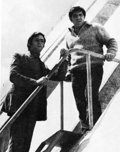 Avec Jean Lescot