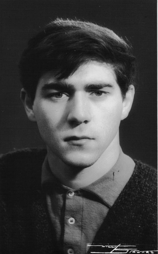 Pierre à 18 ans