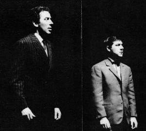 Chant public avec J.Gripel- Sacco et Vanzetti