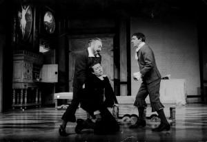 Tartufe, Orgon et Damis