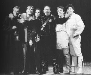 Christian Chevalier, Laurent Le Doyen, Caroline Santini, Thierry Monfray, Philippe Helies