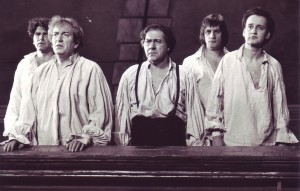Gracchus Babeuf - Le procès des égaux (1989) : Pierre Forest, François Dyrek, PS, Marc Brunet, Xavier Brière