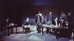 Gracchus Babeuf - La conspiration des égaux (1989)