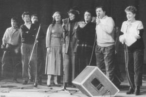 J'aime Brecht (à Moscou en 1988 - Congrès du Mouvement de la Paix)