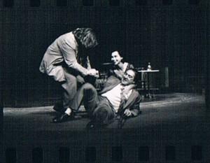 La ville blanche (1987) - Evelyne Istria et PS (Napo)