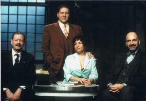 Portrait de famille : Jean Lescot, Guilhem Pellegrin, Cerise et PS