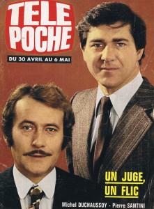 Pierre Santini et Michel Duchaussoy